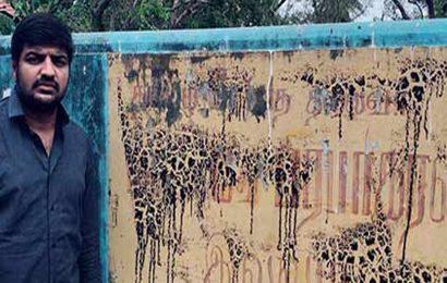 பிரபாகரன் ஐயா வாழ்ந்த வீட்டை பார்த்துஅழுதேன்; நடிகர் சதீஷ் நெகிழ்ச்சி