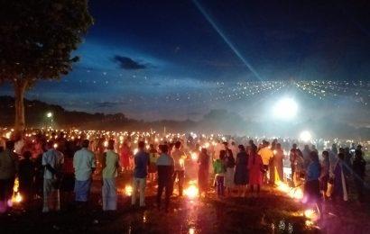 கிளிநொச்சியில் மாவீரர் தினம் சிறப்பாக அனுஷ்டிக்கப்படுகிறது.