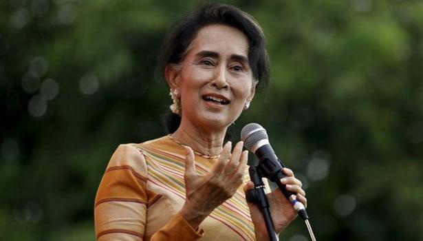 இனப் படுகொலை செய்யவில்லை- மியன்மாரின் தலைவர் ஆங் சான் சூகி