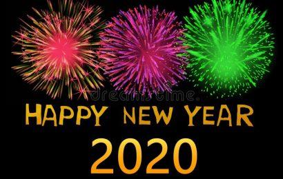 இனிய புத்தாண்டு வாழ்த்துக்கள்! | 2020
