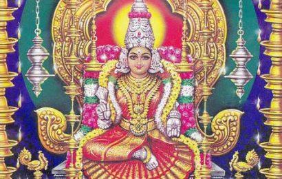 அன்னை லலிதை என்பதன் அர்த்தம்.