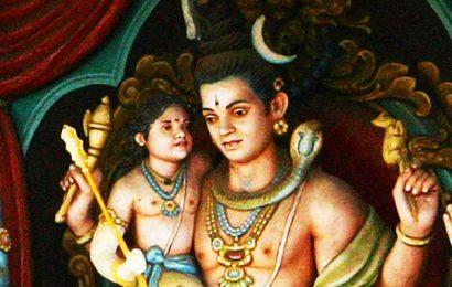 ஸ்வாமினாதன் முருகன்.