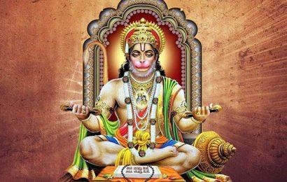 சிரஞ்சீவி பூமியில் வாழும் அனுமனின் ரகசியம்.